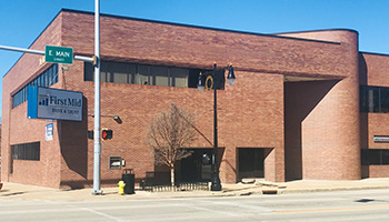 Galesburg, IL First Mid Bank Main Branch | Home Equity Lines