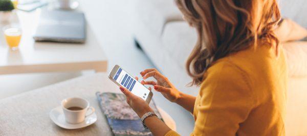 Mobile Mortgage Loan Application