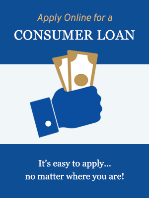 Apply Online for a Consumer Loan.