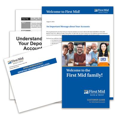 Stifel Bank Customer Welcome Packet