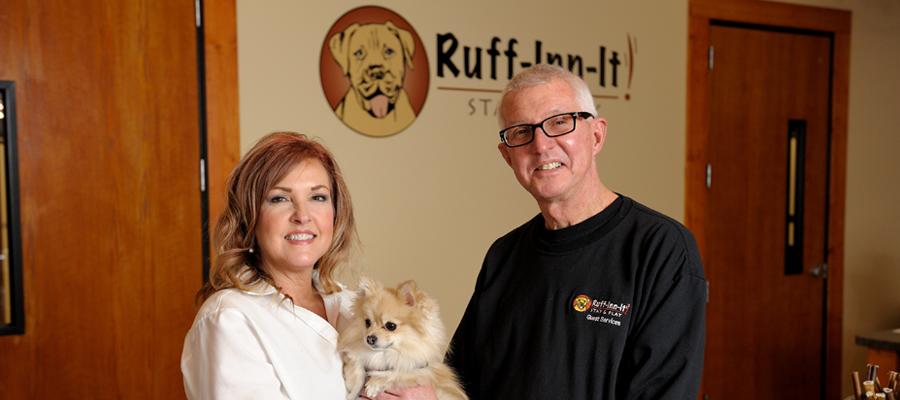 SBA Loans, Pet Daycare, Ruff-In-It