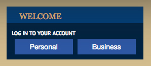 Image of Welcome Box on Home Page